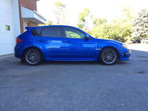 2012 Subaru WRX Hatchback non accidenté