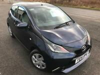 TOYOTA AYGO 1.0 VVT-i X-PLAY £29 WEEK NO DEPOSIT FREE ROAD TAX 5DR HATCH 2015