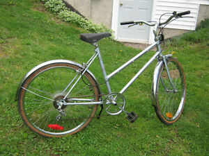 Ladies Super Cycle Commuter 6 speed