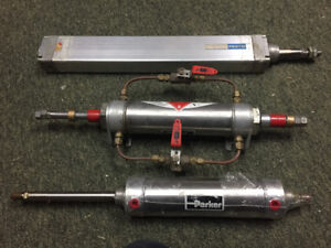 Cylindres pneumatiques - pneumatic cylinders