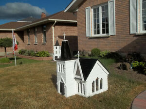 Lawn/Garden Decor Church Belleville Belleville Area image 2