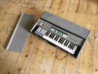 Farfisa Mini Compact Organ 1960s in Flightcase