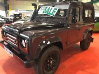 2003 Land Rover Defender 90 2.5 TD5 Pick-Up 2dr