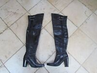 bottes cuissard