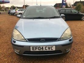 Ford Focus 1.8TDCi 115 2004MY Ghia Full service 12 stamps mot 06/2018