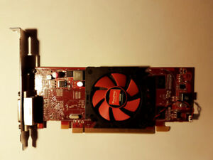 Dell AMD FirePro 2270 512MB DDR3 DMS-59 PCIe x16 Video Graphics