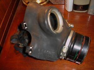 Vintage WW2 Gas Mask