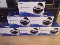 SONY PLAYSTATION VR PS4 VIRTUAL REALITY + PS4 CAMERA + MOVE CONTROLLERS ✔DELIVERED 20/01/17