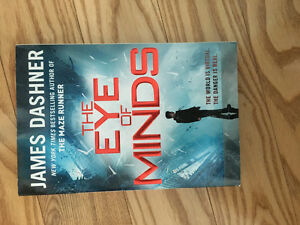 James Dashner book series- the eye of minds