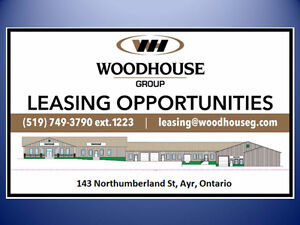 Newly Built Retail/Commercial/Warehouse Space for lease