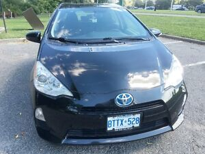 2014 Toyota Prius C with 5-year warranty