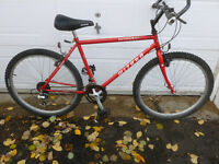 vélo de montagne miyata roue 26 pouces 21 vitesse
