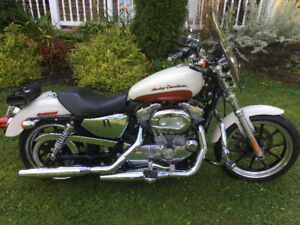 Harley Davidson Super Low 883 2011