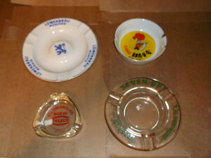 Older ashtrays