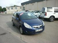 2008 Vauxhall Corsa 1.3CDTi 16v ( 75ps ) Club Finance Available