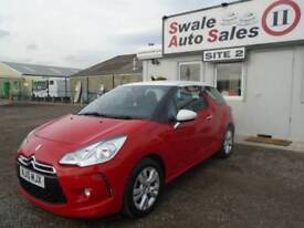 2010 CITROEN DS3 1.4 DSIGN - 51,230 MILES - LOW INSURANCE GROUP -GREAT FIRST CAR