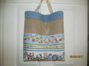 TOTE BAGS / GROCERY BAGS - GREAT CHRISTMAS PRESENT