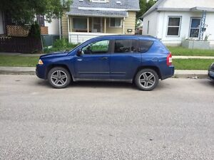 2009 Jeep Compass 4x4 North Edition as is