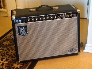 Amplificateur MUSICMAN 210RD One Hundred   2x10
