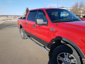 2004 Ford Fx4 truck for sale.