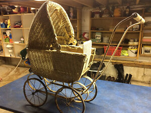 For sale 1918 baby carriage
