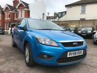 Ford Focus 1.6 Zetec 5dr£3,195 2008 (58 reg), Hatchback