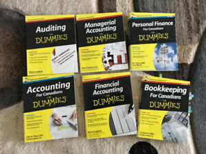 Accounting books Dummies