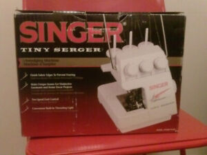 Singer Tiny Serger Sewing Machine