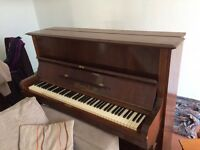 Obermeier upright piano