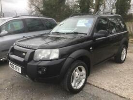 2006 Land Rover Freelander 2.0Td4 2006MY HSE