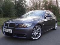 2005 (55) BMW 330 3.0TD (231 bhp) d M Sport..HIGH SPEC!!..STUNNING!!
