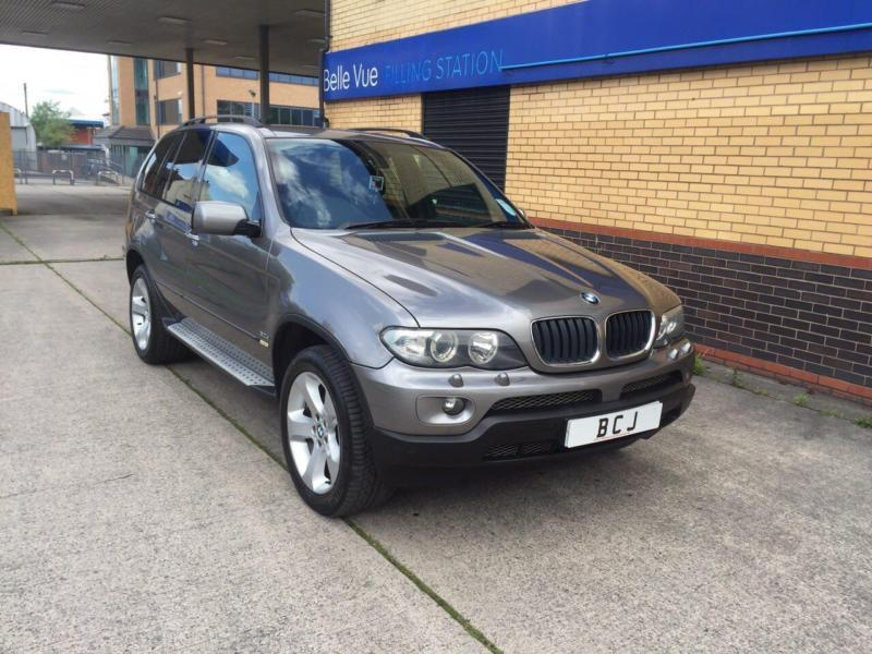 2005 bmw x5 auto sport in gorton manchester gumtree. Black Bedroom Furniture Sets. Home Design Ideas