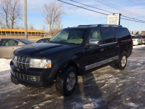 Lincoln Navigator L 4WD 4dr Ultimate 2010