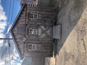 12X10 Wooden Shed