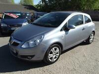 Vauxhall Corsa 1.2i 16v ( 85ps ) ( a/c ) Energy 3 DOOR HATCH ONLY 52,000 MILES