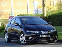 Honda Civic Auto 1.8 i-VTEC 2010 ES +1 OWNER + PAN ROOF + PARKING SENSORS