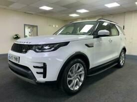 2017 Land Rover Discovery 2.0 SD4 SE Auto 4WD (s/s) 5dr