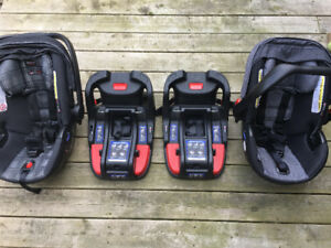 Britax B-Safe 35 Elite Infant car seat **SET OF TWO