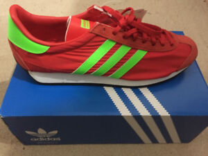Adidas Country OG Red Green (Size US 10.5) - New