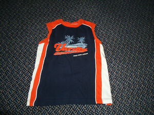 Boys Size 7 Beach Cotton Tank Top Kingston Kingston Area image 1