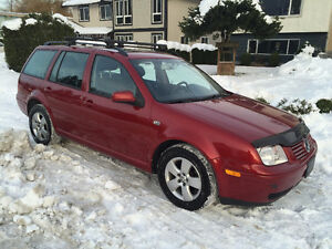 **REDUCED** $2500 OBO 2006 Volkswagen Jetta Wagon TDI