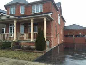 4 Bedroom detached home for lease in Greenborough area, Markham