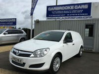 2012 62 VAUXHALL ASTRAVAN 1.7CDTi CLUB - ONE OWNER - NO VAT - SERVICED