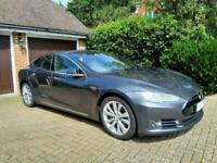 2015 Tesla Model S 85D, Free Supercharging, Extended Tesla Warranty Auto Hatchba