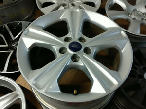 OEM 2016 Ford Escape / Fusion alloy rims 5x108  / TPMS