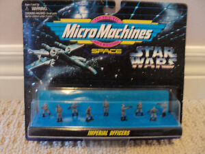 Star Wars Micro Machines Imperial Officers Set *NEW IN BOX*