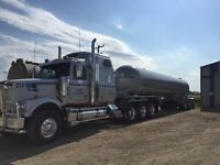OILFIELD TANK TRUCK DRIVERS WANTED