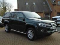 2012 Volkswagen Amarok 2.0BiTDi ( 163PS ) Highline 4MOTION Sel (NO VAT)