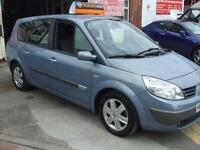RENAULT GRAND SCENIC 1.5dCi DYNAMIQUE DVD PLAYER 3 MONTH WARRANTY FINANCE AVAILA
