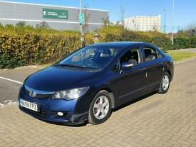 image for 2009 Honda Civic 1.4 i-Dsi ES 4dr IMA CVT Auto 2009 SALOON Petrol/Electric Hybri